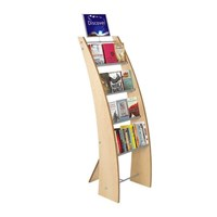 Single-faced Book Pod