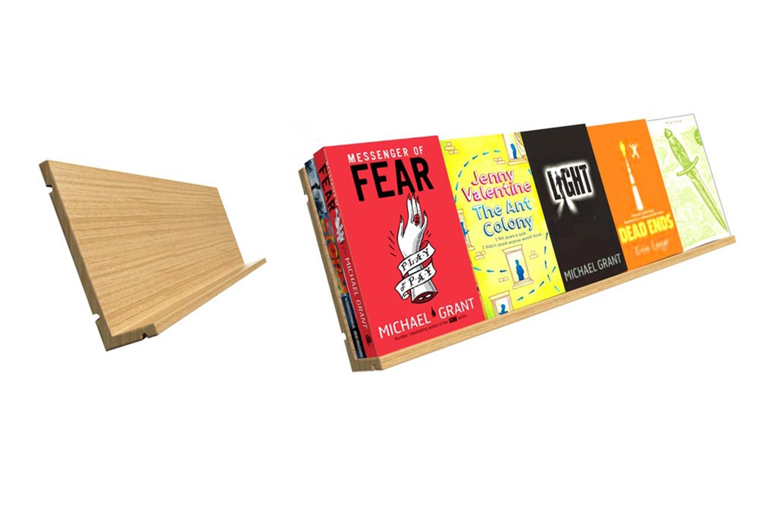 Special Display Shelf for face-out books
