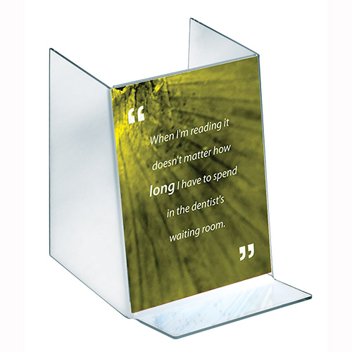 medium feature filler graphics reader quotes fiction opening