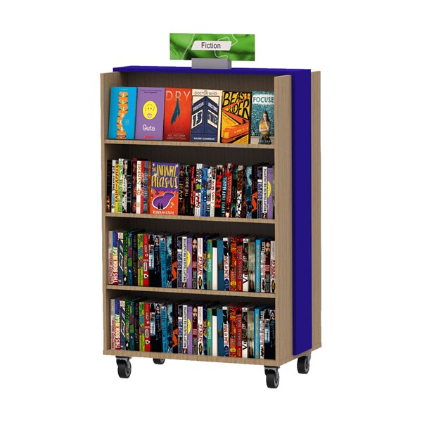 Essential Display Mobile Bookcase